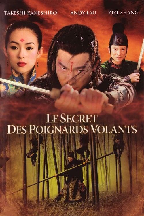 Le Secret des poignards volants (2004) Film complet HD Anglais Sous-titre