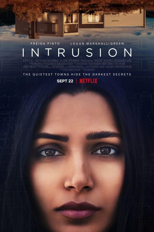 Intrusion 2021 - Dual Áudio 5.1 / Dublado WEB-DL 1080p – Download