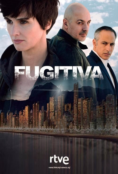 Cover of the Season 1 of Fugitiva