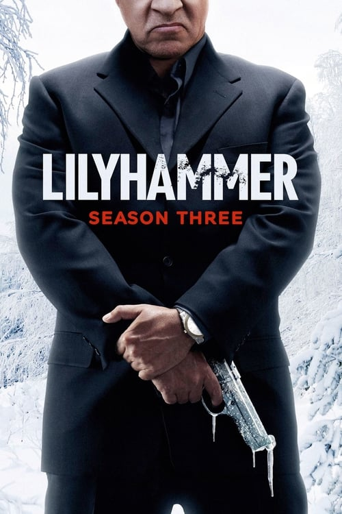 Cover of the Season 3 of Lilyhammer