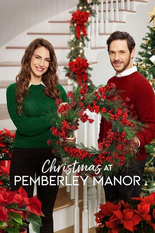 watch Christmas at Pemberley Manor full movie online stream free HD