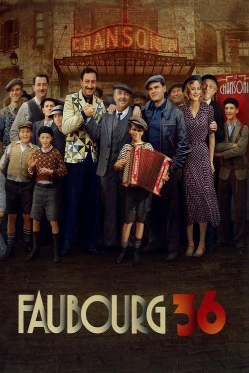 Faubourg 36 (2008) Film complet HD Anglais Sous-titre