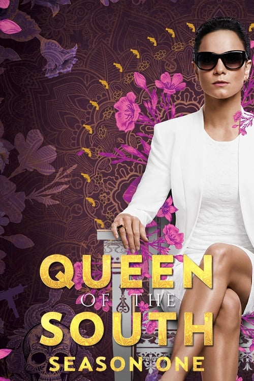 Cover of the Season 1 of Queen of the South