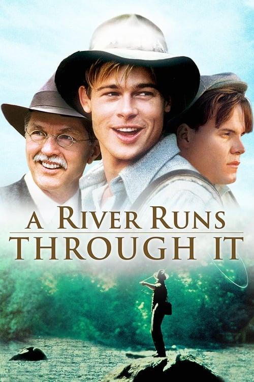 a river runs through it free stream