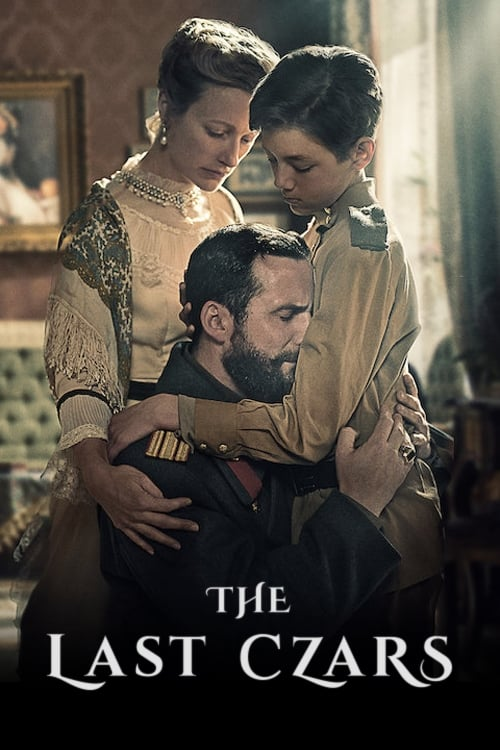 Cover of the Season 1 of The Last Czars