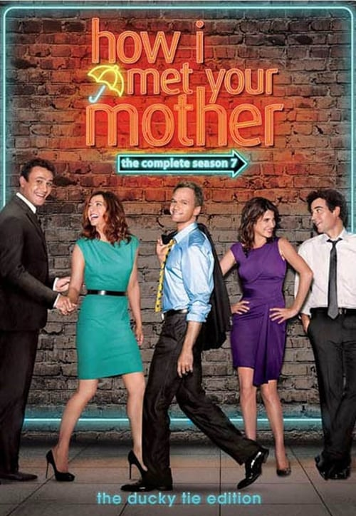 Cover of the Season 7 of How I Met Your Mother