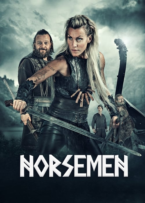 Cover of the Season 1 of Norsemen