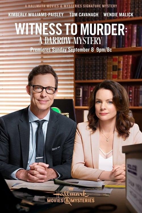 watch Witness to Murder: A Darrow Mystery full movie online stream free HD