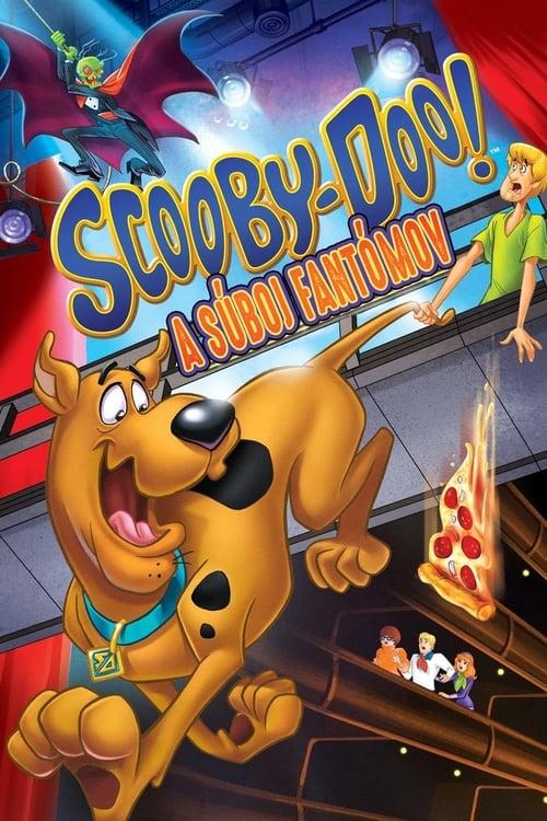 Scooby-Doo a súboj fantómov