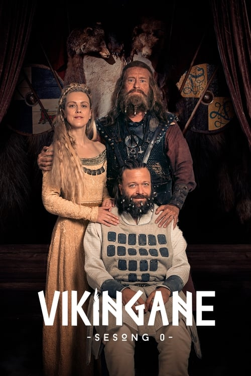 Cover of the Season 3 of Norsemen
