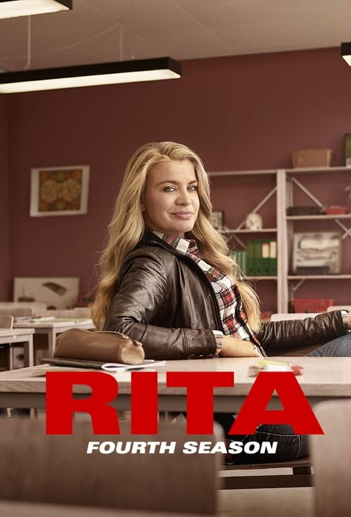 Cover of the Season 4 of Rita