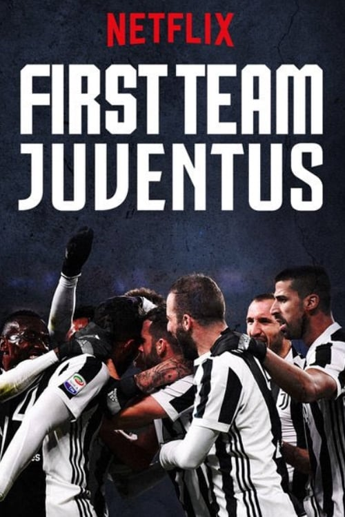 Cover of the Season 1 of First Team: Juventus