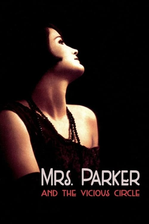 Mrs. Parker and the Vicious Circle (1994) Film complet HD Anglais Sous-titre