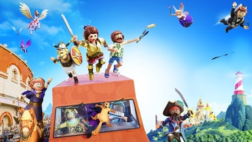 Playmobil: The Movie (2019) Watch Full Movie Streaming Online