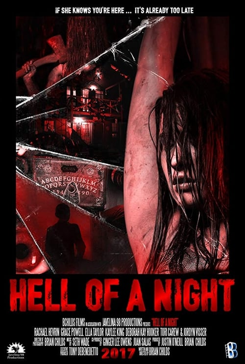 watch Hell of a Night full movie online stream free HD
