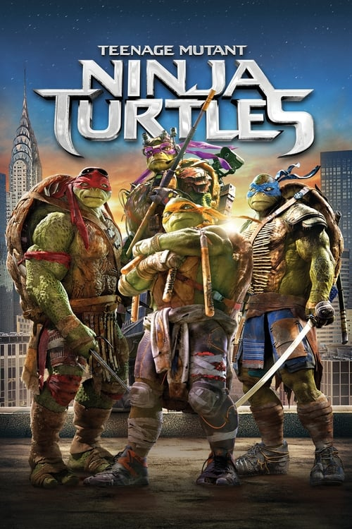 Watch Teenage Mutant Ninja Turtles Online