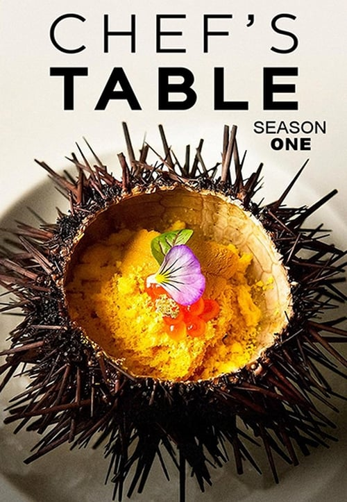 Cover of the Volume 1 of Chef's Table