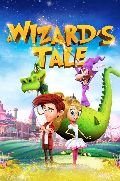watch A Wizard's Tale full movie online stream free HD