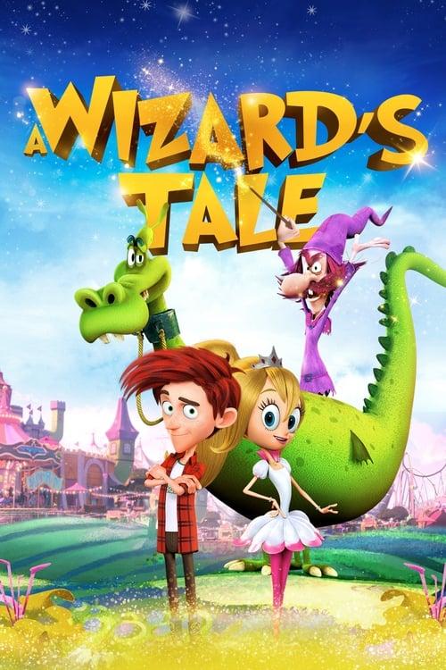 watch A Wizard's Tale full movie online stream free HD
