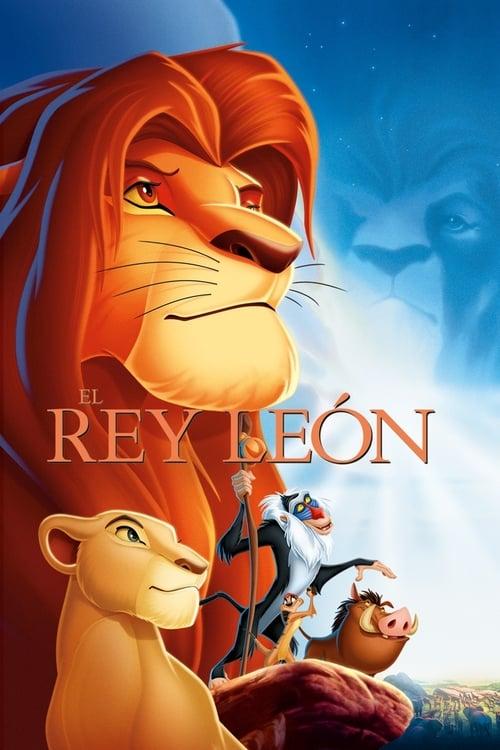 El rey león (1994) Repelisplus Ver Ahora Películas Online Gratis Completas en Español y Latino HD