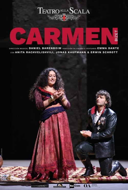 Watch Carmen - Teatro alla Scala Online
