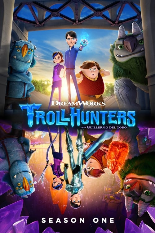 Cover of the Part 1 of Trollhunters: Tales of Arcadia