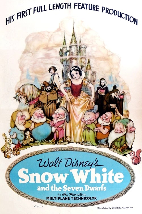 Watch Snow White and the Seven Dwarfs Online