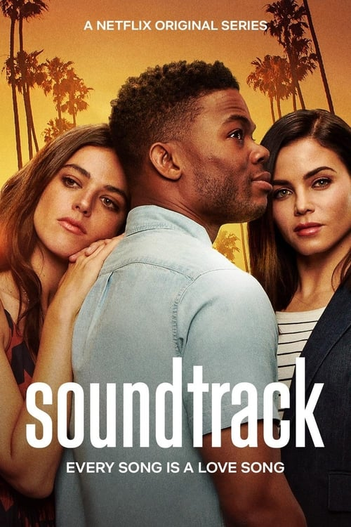 Cover of the Season 1 of Soundtrack