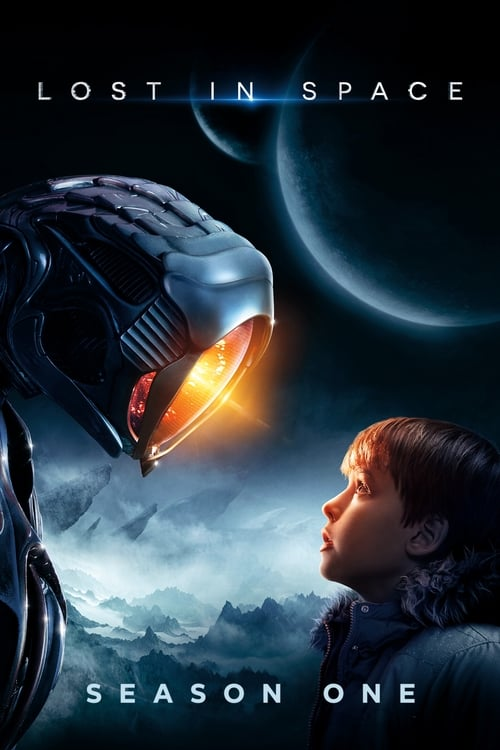 Cover of the Season 1 of Lost in Space