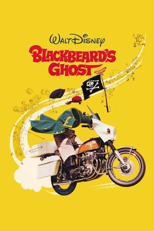 Blackbeard's Ghost (1968) Watch Full Movie Streaming Online