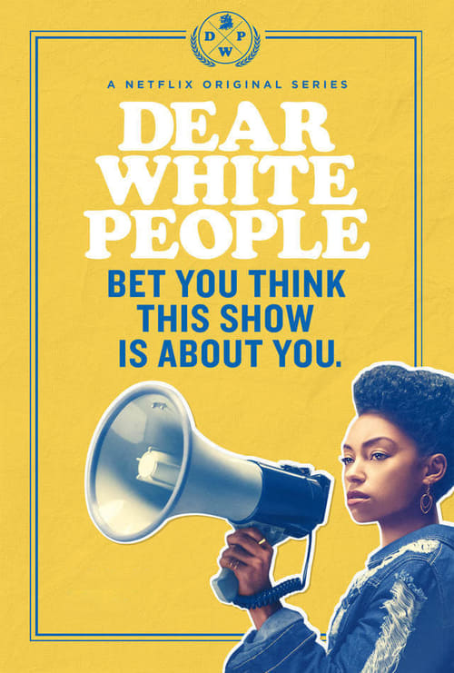 Cover of the Volume 1 of Dear White People
