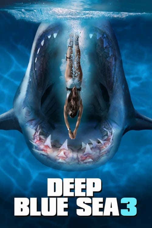 Watch Deep Blue Sea 3 Online
