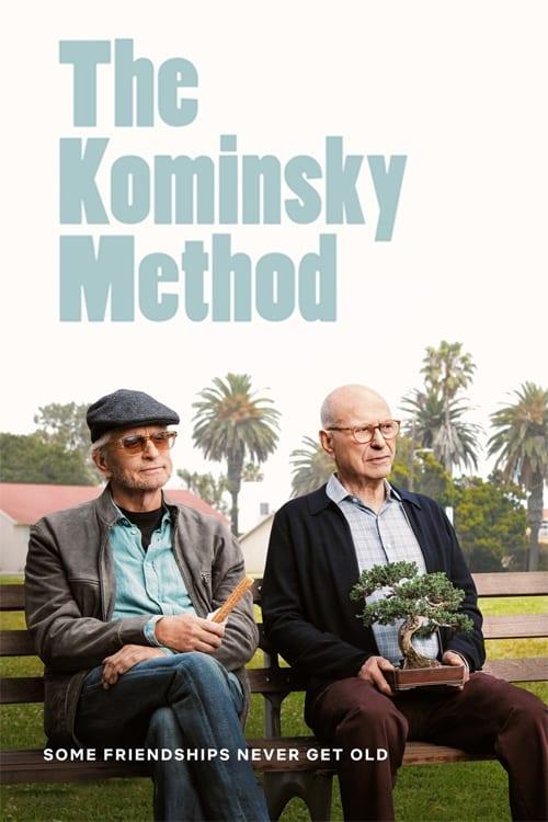 Cover of the Season 1 of The Kominsky Method
