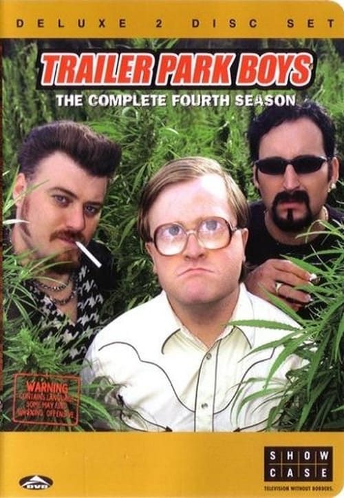 Cover of the Season 4 of Trailer Park Boys