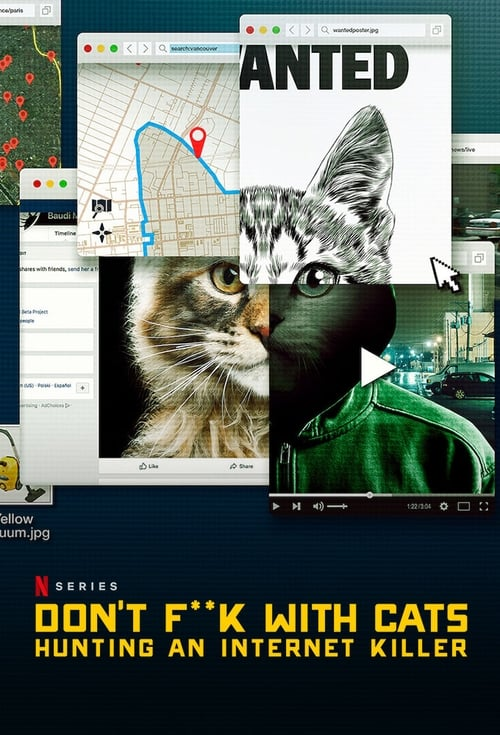 Cover of the Season 1 of Don't F**k with Cats: Hunting an Internet Killer