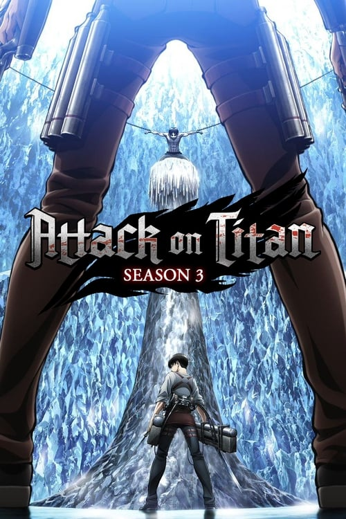 Cover of the Season 3 of Attack on Titan