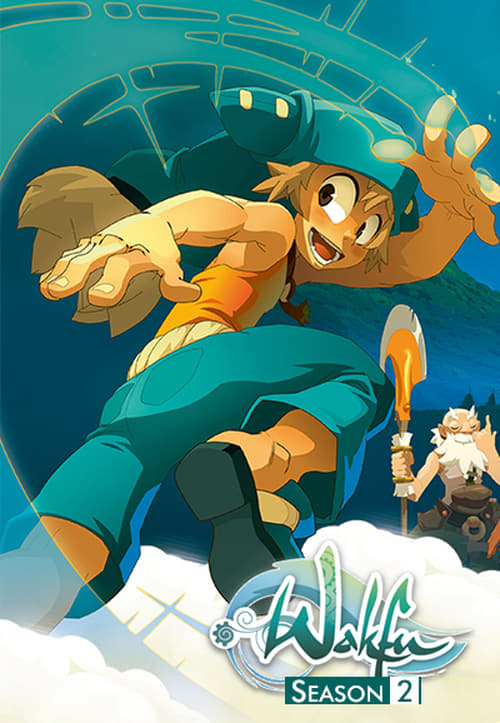 Cover of the Season 2 of Wakfu
