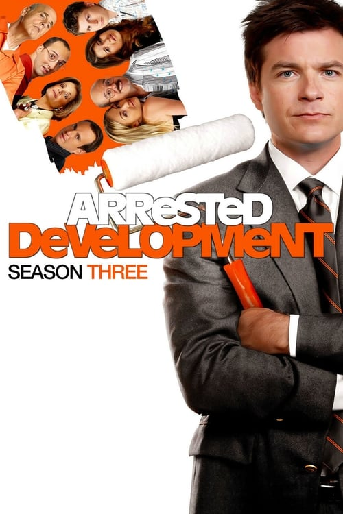 Cover of the Season 3 of Arrested Development