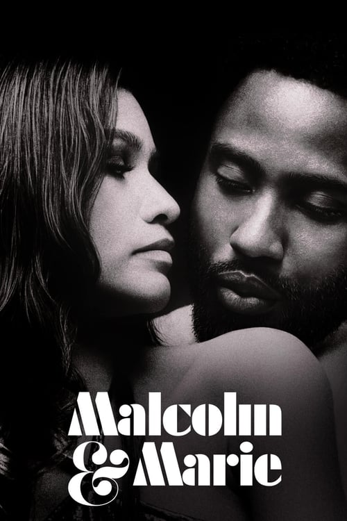 Malcolm & Marie (2021) Poster