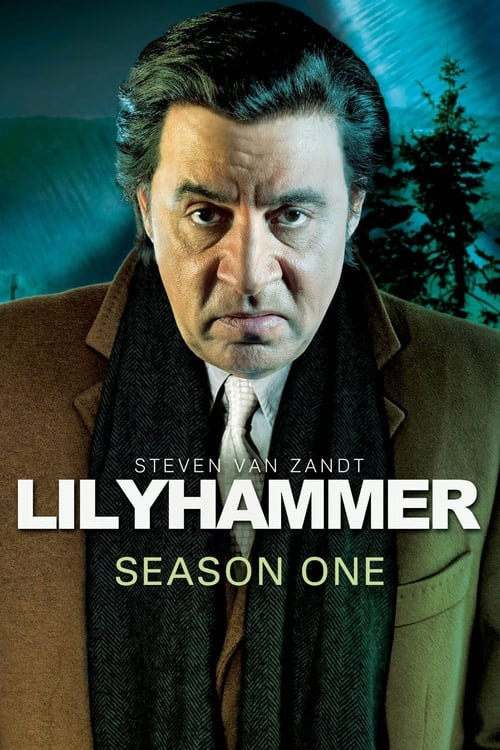 Cover of the Season 1 of Lilyhammer