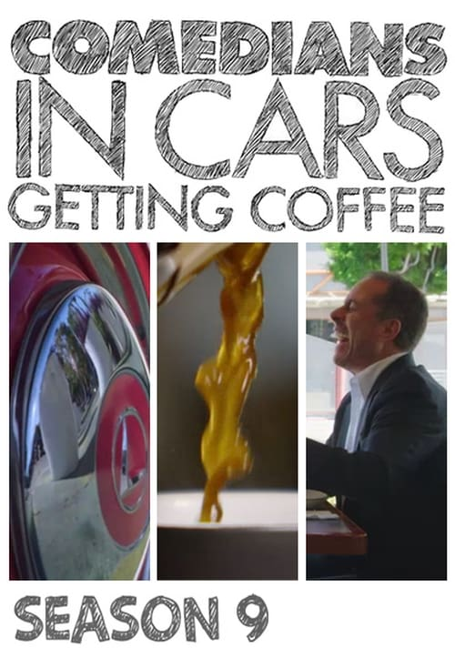 Cover of the Season 9 of Comedians in Cars Getting Coffee
