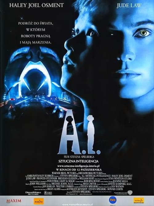 A.I. Sztuczna Inteligencja-online-cda-lektor-pl