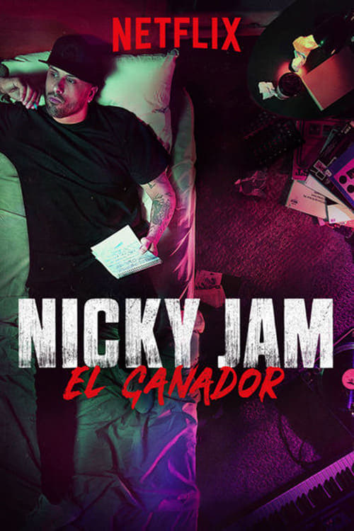 Cover of the Season 1 of Nicky Jam: El Ganador