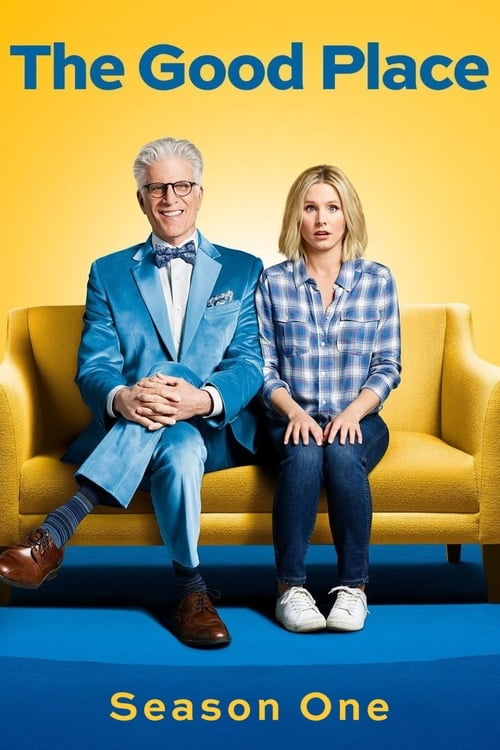 Cover of the Season 1 of The Good Place