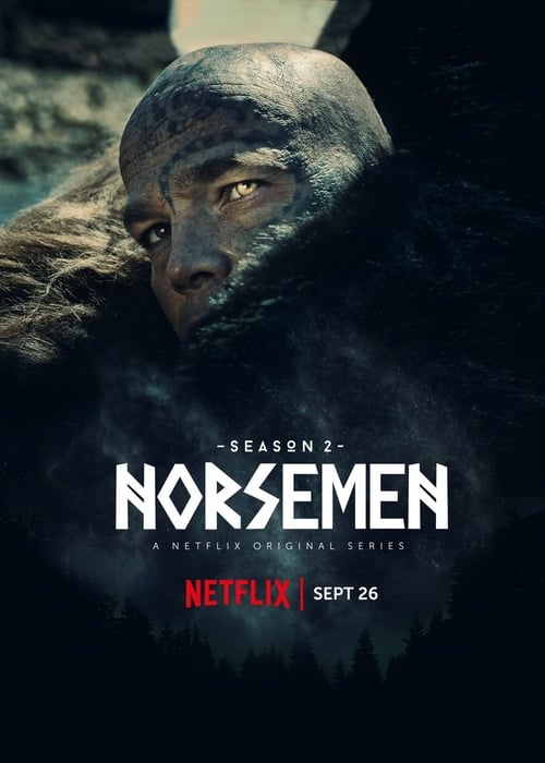 Cover of the Season 2 of Norsemen