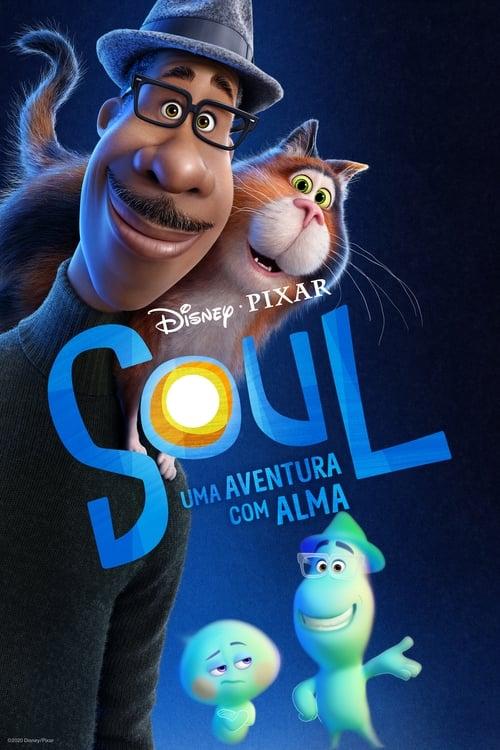 Filme Soul: Uma Aventura com Alma Dual Áudio 2020 – FULL HD 1080p / 720p