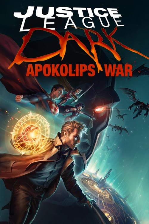 Watch Justice League Dark: Apokolips War Online