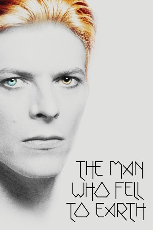 The Man Who Fell to Earth (1976) Poster