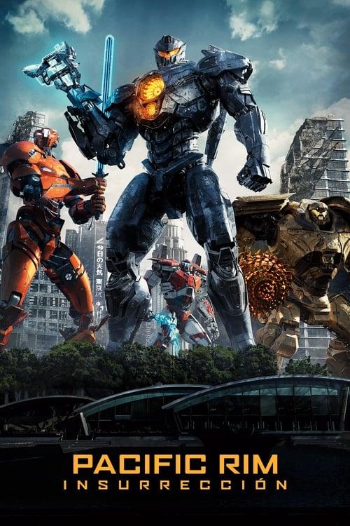 Pacific Rim: insurrección (2018) Repelisplus Ver Ahora Películas Online Gratis Completas en Español y Latino HD
