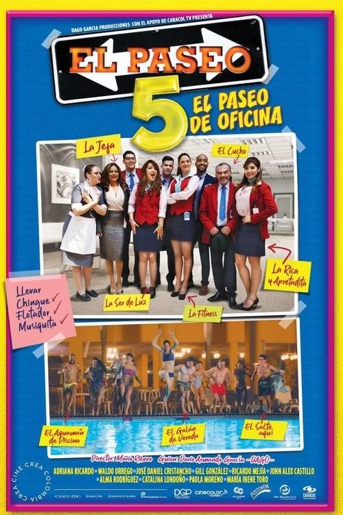 El Paseo 5 (2018) Watch Full HD Movie 1080p